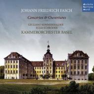 序曲と協奏曲集 バーゼル室内管弦楽団