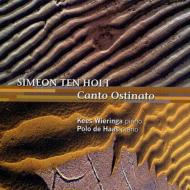 カント・オスティナート(2台ピアノ版) ウィーリンガ、デ・ハース