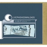 Live Phish 12.30.97 Madison Square Garden.New York Ny