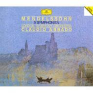 交響曲全集 アバド&ロンドン交響楽団(3CD)