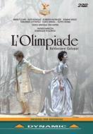 歌劇『オリンピーアデ』 プーランジェ演出、マルコン&ヴェニス・バロック・オーケストラ、ロジク、バッソ、他(2006 ステレオ)(2DVD)