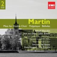協奏曲集、合唱曲、他 マリナー、ナガノ指揮、メニューイン、ニコレ、ブリーム、他(2CD)