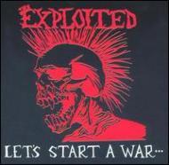 Lets Start A War / Live & Loud