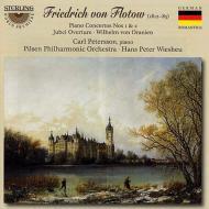 ピアノ協奏曲第1番、第2番、祝典序曲、ホワイトホールのオラーニン ペッテション、ヴィースホイ&ピルセン・フィル