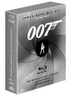 007ブルーレイディスク 3枚パック Vol.3
