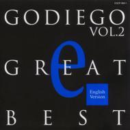 ゴダイゴ・グレイト・ベスト2 〜英語バージョン〜