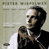ウォルトン:チェロ協奏曲、10のパッサカリア、リゲティ:無伴奏チェロ・ソナタ、他 ウィスペルウェイ、テイト&シドニー響