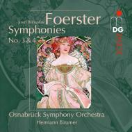 交響曲第3番、第4番 ボイマー&オスナブリュック交響楽団