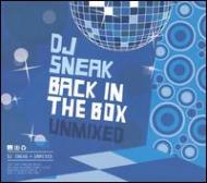 Back In The Box -Unmixed