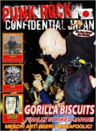 PUNK ROCK CONFIDENTIAL JAPAN 2009 WINTER (+DVD)