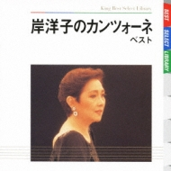 BEST SELECT LIBRARY 決定版::岸洋子のカンツォーネ ベスト