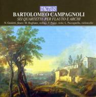 Flute Quartets: Guidetti(Fl)Rogliano(Vn)Poggi(Va)Paccagnella(Vc)