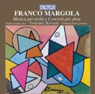 Music For Strings, Oboe Concerto: Grazia(Ob)Ferri / Ensemble Respighi