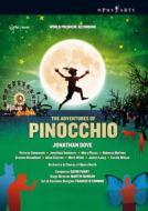 歌劇『ピノッキオの冒険』全曲 ダンカン演出、パリー&オペラ・ノース管、シモンズ、サマーズ、他(2008 ステレオ)(2DVD)