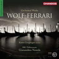 管弦楽作品集、ファゴットと管弦楽のための協奏的組曲 ノセダ&BBCフィル、ジョーヒガン