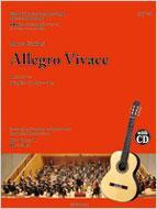 ジュリアーニ/アレグロ・ヴィヴァーチェ 協奏曲スタイルによるギターピース バーチャル・オー