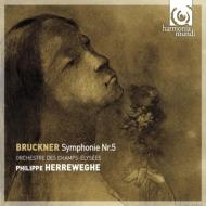 交響曲第5番 ヘレヴェッヘ&シャンゼリゼ管