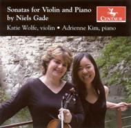 Violin Sonata, 1, 2, 3: K.wolfe(Vn)Adrienne Kim(P)
