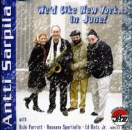 We'd Like New York In June