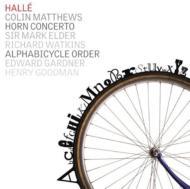 Horn Concerto: Watkins(Hr)Elder / Halle O