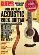 ローチケHMVHow To./Guitar World: How To Play Acoustic Rock Guitar