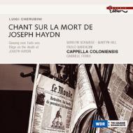 ハイドンの死に寄せる歌、交響曲 フェッロ&カペラ・コロニエンシス