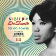 Go Go Power: Complete Chess Singles 1961-1966