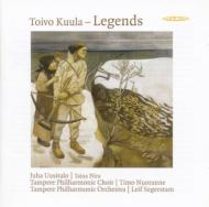 Legends, Etc: Segerstam / Tampere Po & Cho Uusitalo Piira