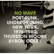 No Wave Rare Live & Photo Collection: Newyork 1976-1980