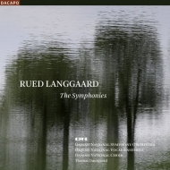 Comp.symphonies: Dausgaard / Danish National So