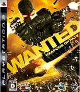 Game Soft (PlayStation 3)/Wanted: Weapons Of Fate (ウォンテッド: ウェポンズ オブ フェイト)