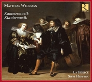 Chamber Works, Cembalo Works : Henstra, Ensemble la Fenice, Ricercar Consort (2CD)