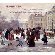 4手のためのピアノ作品集 イヴァルディ、ぺネティエ
