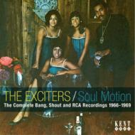 Soul Motion: Complete Bang Shout & Rca Recordings