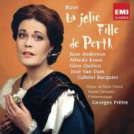 La Jolle Fille de Perth : Pretre / Nouvel Orchestre philharmonique de Radio France, J.Anderson, A.Kraus, etc (1985 Stereo)(2CD)