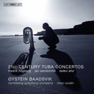 21世紀のチューバ協奏曲 ボーズヴィーク(Tub)、ロンディン&ノールショピング響