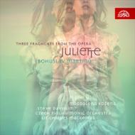 歌劇『ジュリエッタ』からの3つの断章、歌劇『ジュリエッタ』組曲 マッケラス&チェコ・フィル、コジェナー、他