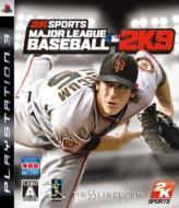 Game Soft (PlayStation 3)/Mlb 2k9