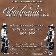 Oklahoma-where The West Remains