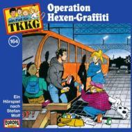 Tkkg/164 / Operation Hexen-graffiti
