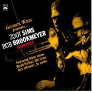 George Wein Presents...zoot Sims / Bob Brookermeyer Quintet