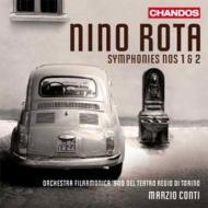 交響曲第1番、第2番 コンティ&フィラルモニカ900