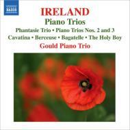 ピアノ三重奏曲集、聖なる少年(ヴァイオリンとピアノ編) グールド・ピアノ三重奏団