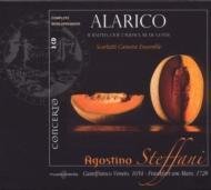 ステッファーニ(1653-1728)/Alarico Il Baltha: Scarlatti Camera Ensemble