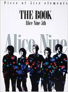 Alice Nine Piece of 5ive element「THE BOOK」 Alice Nine 5th