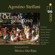 歌劇『気前のよいオルランド』全曲 レーア&ムジカ・アルタ・リパ、ラゲル、インヴェルニッツィ、他(2008 ステレオ)(3CD)