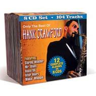 Only The Best Of Hank Crawford (8CD)