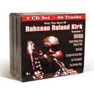 Only The Best Of Rahsaan Roland Kirk: Vol.1