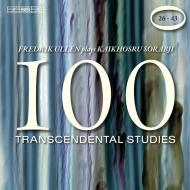 『100の超絶技巧練習曲』より第26番〜第43番 ウレーン