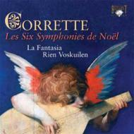 6つのクリスマス交響曲 ヴォスクイレン&ラ・ファンタジア